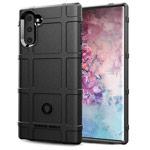 Чехол Yotrix RuggedShield для Samsung Galaxy Note 10 (черный, гелевый)