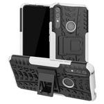 Чехол Yotrix Shockproof case для Huawei P smart Z (белый, пластиковый)