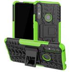 Чехол Yotrix Shockproof case для Huawei P smart Z (зеленый, пластиковый)