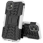 Чехол Yotrix Shockproof case для Apple iPhone 11 (белый, пластиковый)