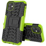 Чехол Yotrix Shockproof case для Apple iPhone 11 (зеленый, пластиковый)