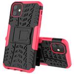 Чехол Yotrix Shockproof case для Apple iPhone 11 (розовый, пластиковый)
