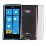 Чехол Jekod Soft case для Nokia Lumia 720 (белый, гелевый)