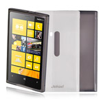 Чехол Jekod Soft case для Nokia Lumia 928 (черный, гелевый)