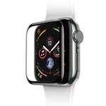 Защитная пленка AMC Piexiglass Screen Protector для Apple Watch 38 мм (черная)