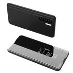Чехол Yotrix FlipView case для Huawei P30 lite (черный, пластиковый)