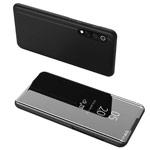 Чехол Yotrix FlipView case для Xiaomi Mi 9 (черный, пластиковый)