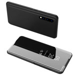 Чехол Yotrix FlipView case для Huawei P30 (черный, пластиковый)