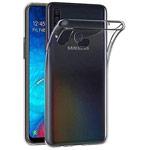 Чехол Yotrix UltrathinCase для Samsung Galaxy A20s (прозрачный, гелевый)