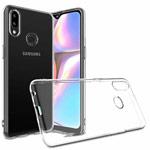 Чехол Yotrix UltrathinCase для Samsung Galaxy A10s (прозрачный, гелевый)