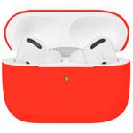 Чехол Synapse Protection Case для Apple AirPods pro (красный, силиконовый)