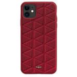 Чехол Kajsa Dale Mountain для Apple iPhone 11 (красный, кожаный)