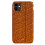 Чехол Kajsa Dale Mountain для Apple iPhone 11 (коричневый, кожаный)