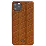 Чехол Kajsa Dale Mountain для Apple iPhone 11 pro max (коричневый, кожаный)