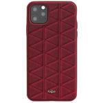 Чехол Kajsa Dale Mountain для Apple iPhone 11 pro max (красный, кожаный)