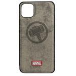 Чехол Marvel Avengers Leather case для Apple iPhone 11 pro max (Thor, матерчатый)