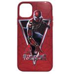 Чехол Marvel Avengers Hard case для Apple iPhone 11 (Spider-Man, пластиковый)