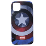Чехол Marvel Avengers Hard case для Apple iPhone 11 pro (Captain America, пластиковый)