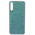 Чехол Yotrix GlitterFoil Case для Samsung Galaxy A50 (бирюзовый, гелевый)