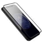 Защитное стекло Yotrix 3D Shockproof Glass Protector для Apple iPhone 11 (черное)