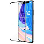 Защитное стекло Yotrix 3D Shockproof Glass Protector для Apple iPhone 11 pro (черное)
