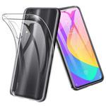 Чехол Yotrix UltrathinCase для Xiaomi Mi 9 lite (прозрачный, гелевый)