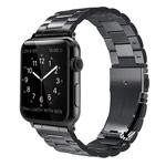 Ремешок для часов hoco Grand Steel Strap для Apple Watch (42/44 мм, черный, стальной)