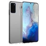 Чехол Yotrix UltrathinCase для Samsung Galaxy S20 (прозрачный, гелевый)