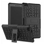Чехол Yotrix Shockproof case для Lenovo Tab E7 7104F (черный, пластиковый)
