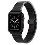 Ремешок для часов Yotrix Link Bracelet для Apple Watch (44/42 мм, черный, стальной)