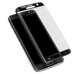 Защитная пленка Yotrix 3D SE Glass Protector для Samsung Galaxy S7 edge (стеклянная, черная)