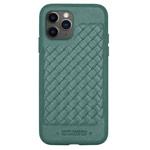 Чехол Santa Barbara Ravel для Apple iPhone 11 pro max (темно-зеленый, кожаный)