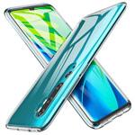Чехол Yotrix UltrathinCase для Xiaomi Mi Note 10 (черный, гелевый)