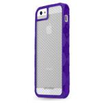 Чехол X-doria Defense 720 case для Apple iPhone 5/5S (фиолетовый, поликарбонат)
