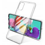 Чехол G-Case Cool Series для Samsung Galaxy A71 (прозрачный, гелевый)