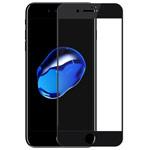 Защитное стекло Yotrix 3D Shockproof Glass Protector для Apple iPhone 7/8/SE 2 (черное)