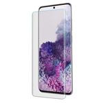 Защитное стекло Yotrix 3D UV Glass Protector для Samsung Galaxy S20 plus (прозрачное)