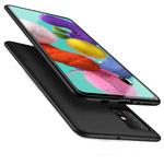 Чехол X-Level Guardian Case для Samsung Galaxy A71 (черный, гелевый)