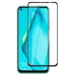 Защитное стекло Yotrix 3D Pro Glass Protector для Huawei P40 lite (черное)