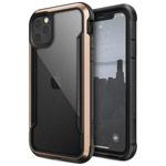 Чехол X-doria Defense Shield для Apple iPhone 11 pro (золотистый, маталлический)