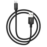 USB-кабель hoco Times Speed Cable X14 (Lightning, черный, 2 м)