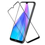 Защитное стекло Yotrix 3D Pro Glass Protector для Xiaomi Redmi Note 8T (черное)