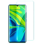 Защитное стекло Yotrix 3D UV Glass Protector для Xiaomi Mi Note 10 (прозрачное)