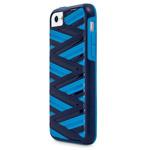Чехол X-doria Rapt Case для Apple iPhone 5C (синий, пластиковый)