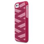 Чехол X-doria Rapt Case для Apple iPhone 5C (красный, пластиковый)