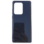 Чехол Yotrix Carbon Acrylic для Samsung Galaxy S20 ultra (черный, композитный)