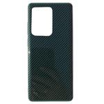 Чехол Yotrix Carbon Acrylic для Samsung Galaxy S20 ultra (темно-зеленый, композитный)