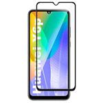 Защитное стекло Yotrix 3D Pro Glass Protector для Huawei Y6p (черное)