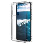 Чехол Yotrix Shockproof TPU для Samsung Galaxy S20 ultra (прозрачный, гелевый)