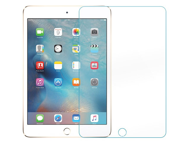 Защитное стекло Yotrix Glass Protector для Apple iPad mini 1/2/3 (прозрачное)